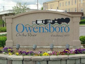 Owensboro-kentucky-sign