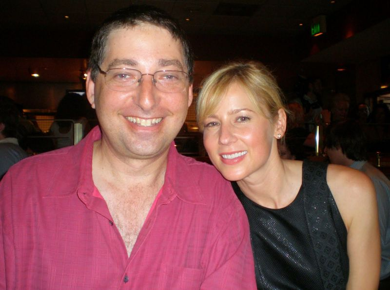 Lee Goldberg and Traylor Howard-2