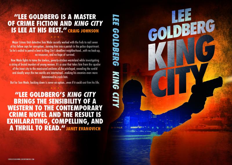 0549 Lee Goldberg POD KING CITY